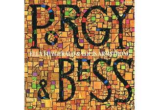 Ella Fitzgerald, Ella Fitzgerald & Louis Armstrong - Porgy And Bess [CD]