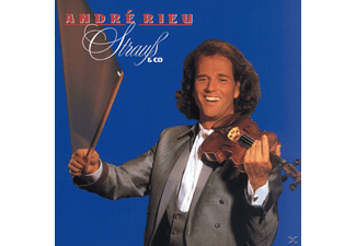 André Rieu - STRAUSS & CO - (CD)