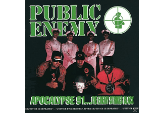 Public Enemy - APOCALYPSE 91 [CD]