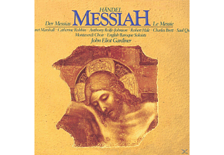 Marshall/Robbin/Brett/Gardiner/EBS/+ - Der Messias (Ga) [CD]