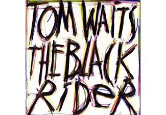 Tom Waits - The Black Rider - (CD)