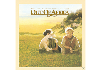 VARIOUS, OST/VARIOUS - Out Of Africa [CD]