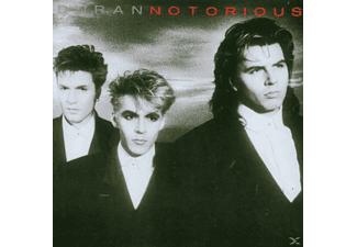 Duran Duran - Notorious - (CD)
