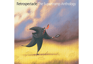 Supertramp - Retrospectacle - The Supertramp Anthology (CD)