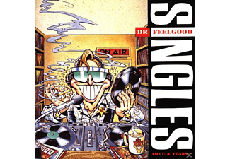 DR.FEELGOOD - Singles/The U.A.Years - (CD)