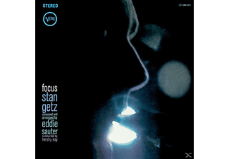 Stan Quartet Getz, Stan Getz - Focus [CD]
