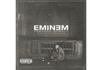 Eminem - The Marshall Mathers Lp - (CD)
