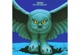Rush - Fly By Night - (CD)