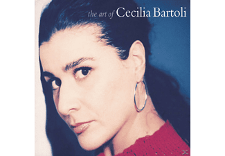 Cecilia Bartoli - The Art Of Cecilia Bartoli [CD]
