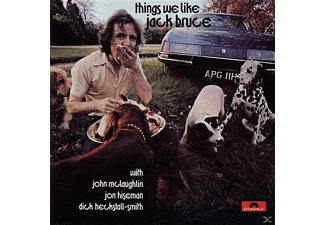 Jack Bruce - Things We Like [CD]