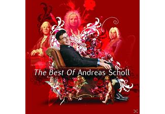 Andreas Scholl - Best Of Andreas Scholl [CD]