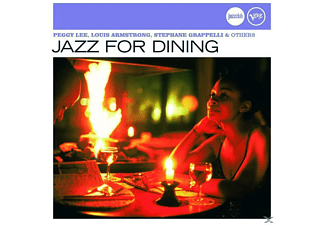 VARIOUS - JAZZ FOR DINING (JAZZ CLUB) - (CD)