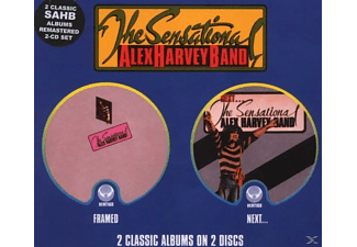 Alex Sensational B Harvey, The Sensational Alex Harvey Band - Framed/Next - (CD)