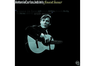 Antonio Carlos Jobim - Finest Hour (Best Of) - (CD)