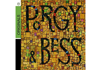VARIOUS, Louis Armstrong / Ella Fitzgerald - Porgy & Bess - (CD)