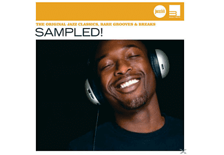 VARIOUS - Sampled! (Jazz Club) - (CD)