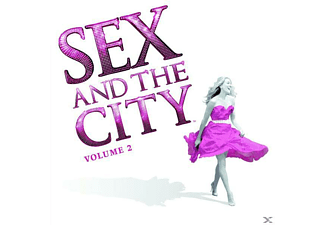 VARIOUS, OST/VARIOUS - Sex And The City  Vol.2 [CD]