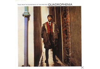 The Who - Quadrophenia (Kvadrofónia) (CD)