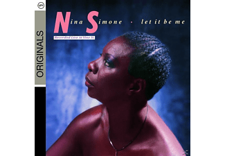 Nina Simone - Let It Be Me [CD]