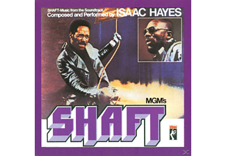 Isaac Hayes - Shaft [CD]