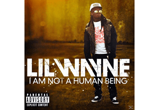 Lil Wayne - I Am Not A Human Being [CD]