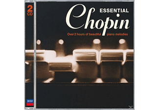 VARIOUS, Vladimir Ashkenazy - ESSENTIAL CHOPIN - (CD)