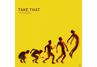 Take That - Progress [CD EXTRA/Enhanced]