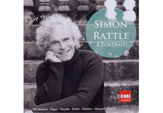 Rattle & Various - SIMON RATTLE-A PORTRAIT - (CD)
