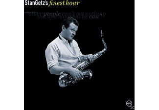 Stan Quartet Getz, Stan Getz - Finest Hour (Best Of) [CD]