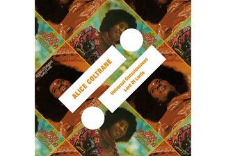 COLTRANE,ALICE/MICHEL,ED, Alice Coltrane - Universal Consciousness/Lord Of Lords [CD]