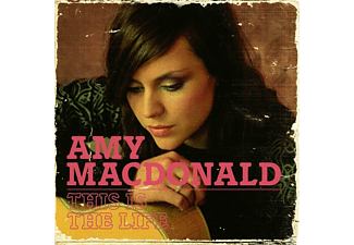 Amy MacDonald - This Is The Life (Ltd.Deluxe Edt.) - (CD)
