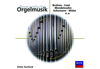 Peter Hurford - Romantische Orgelmusik - (CD)
