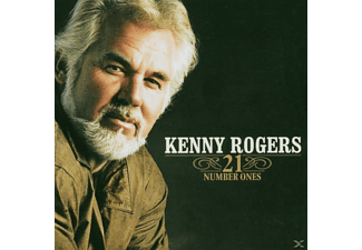 Kenny Rogers - 21 Number Ones-Standard Version - (CD)
