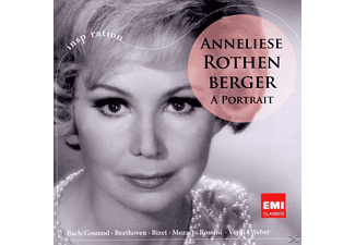 Anneliese Rothenberger - ROTHENBERGER - A PORTRAIT - (CD)