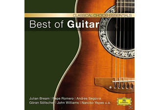 VARIOUS, Romero/Segovia/Söllscher/ECO/POL/+ - Best Of Guitar (Cc) [CD]