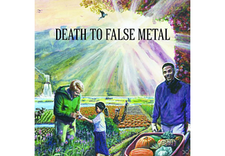 Weezer - Death To False Metal [CD]