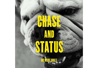 Status, Chase And Status - No More Idols [CD]