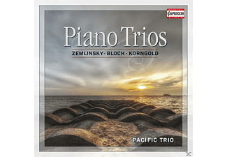 Pacific Trio - Klaviertrios - (CD)