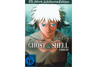 Ghost in the Shell - 25 Jahre Jubiläums-Edition - (DVD)