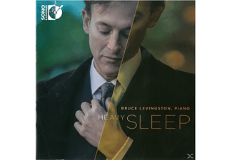 Bruce Levingston - Heavy Sleep - (CD)