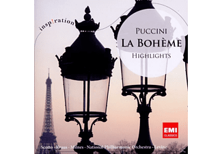 Levine, Kraus, Scotto - La Boheme-Highlights [CD]