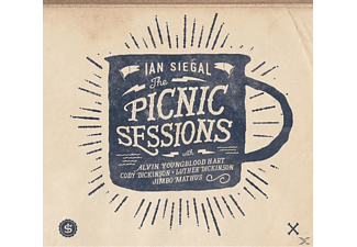Ian Siegal - Picnic Session - (CD)