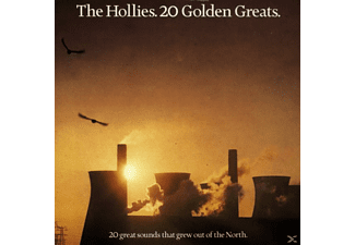 The Hollies - 20 Golden Greats [CD]