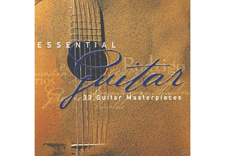 VARIOUS - Essential Guitar - (CD)