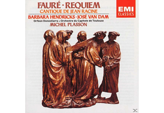 Michel Plasson - Requiem Op. 48 - (CD)