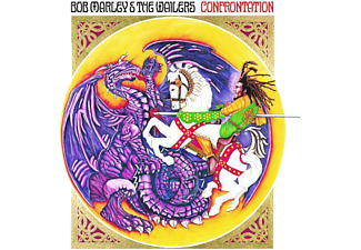 Bob Marley, The Wailers - Confrontation - (CD)