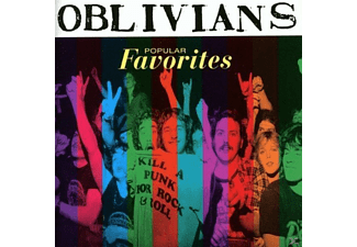 Oblivians - POPULAR FAVORITES - (CD)