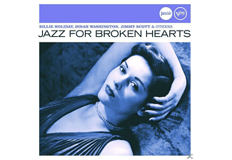 VARIOUS - JAZZ FOR BROKEN HEARTS (JAZZ CLUB) - (CD)
