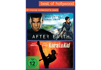 After Earth / Karate Kid (Best of Hollywood) [DVD]