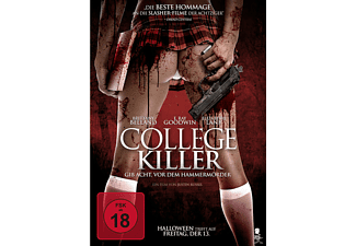 College Killer - (DVD)